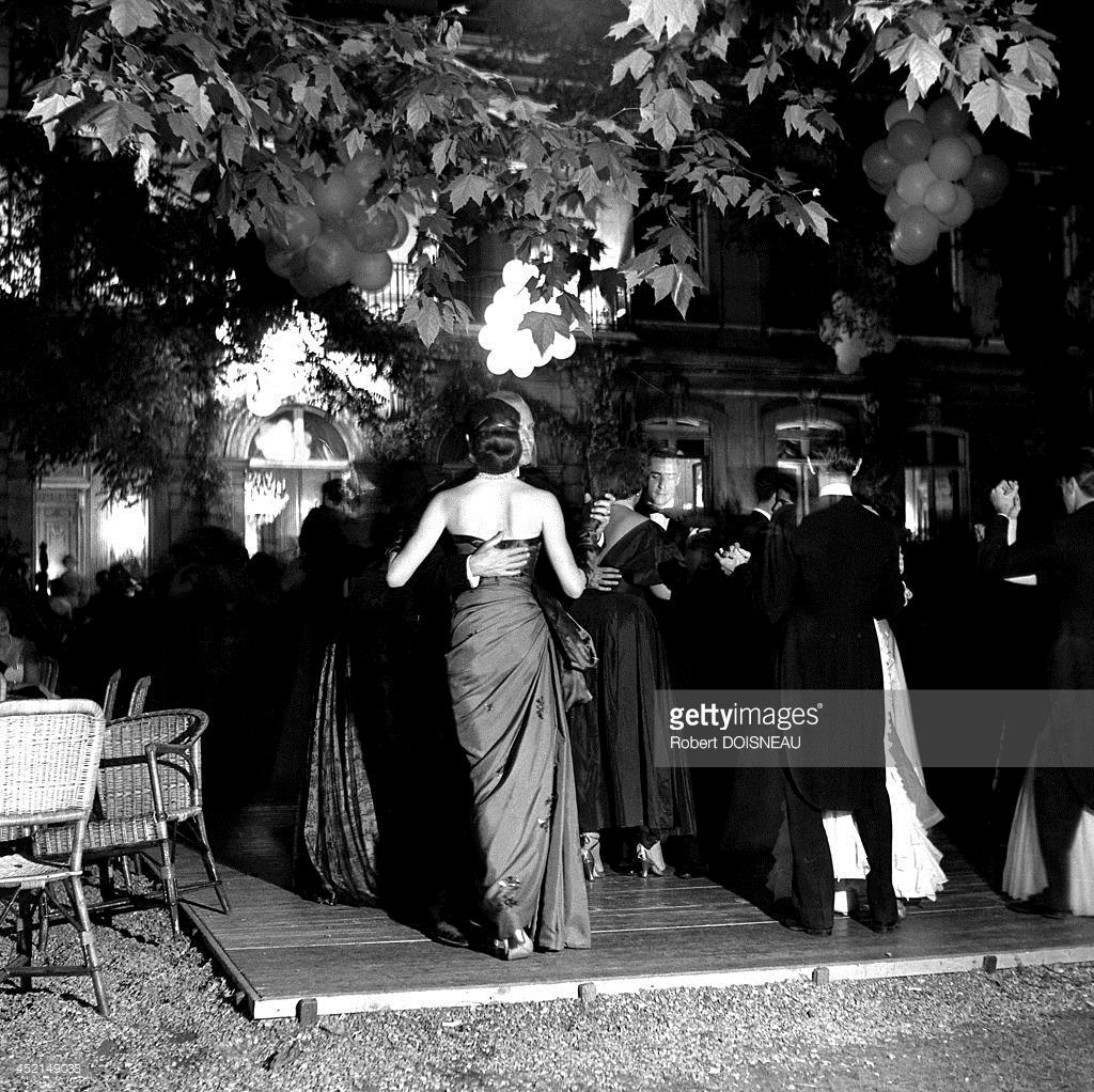 1950. Бал у графа Этьена де Бомона 23 июня