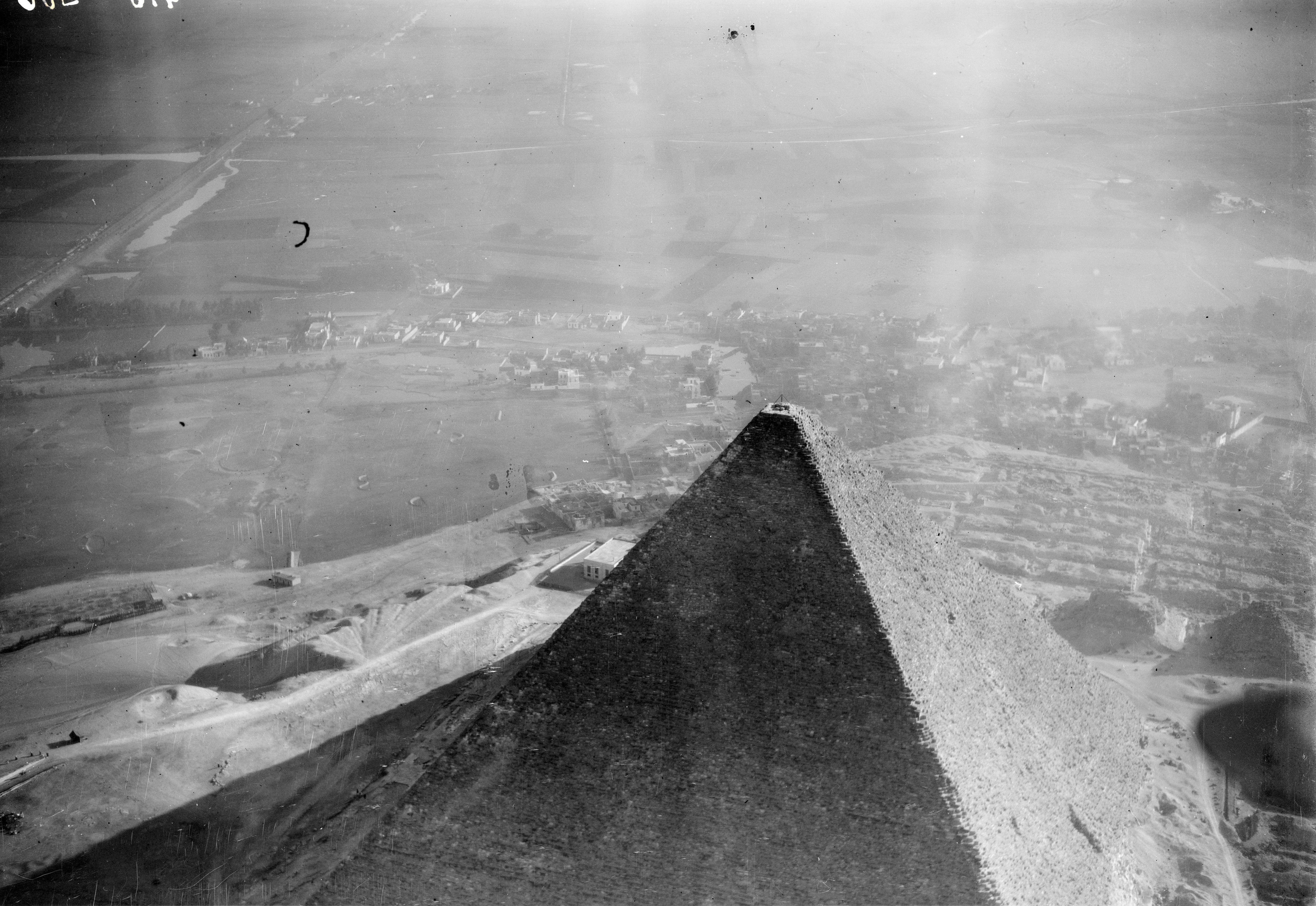 Гиза. Пирамида