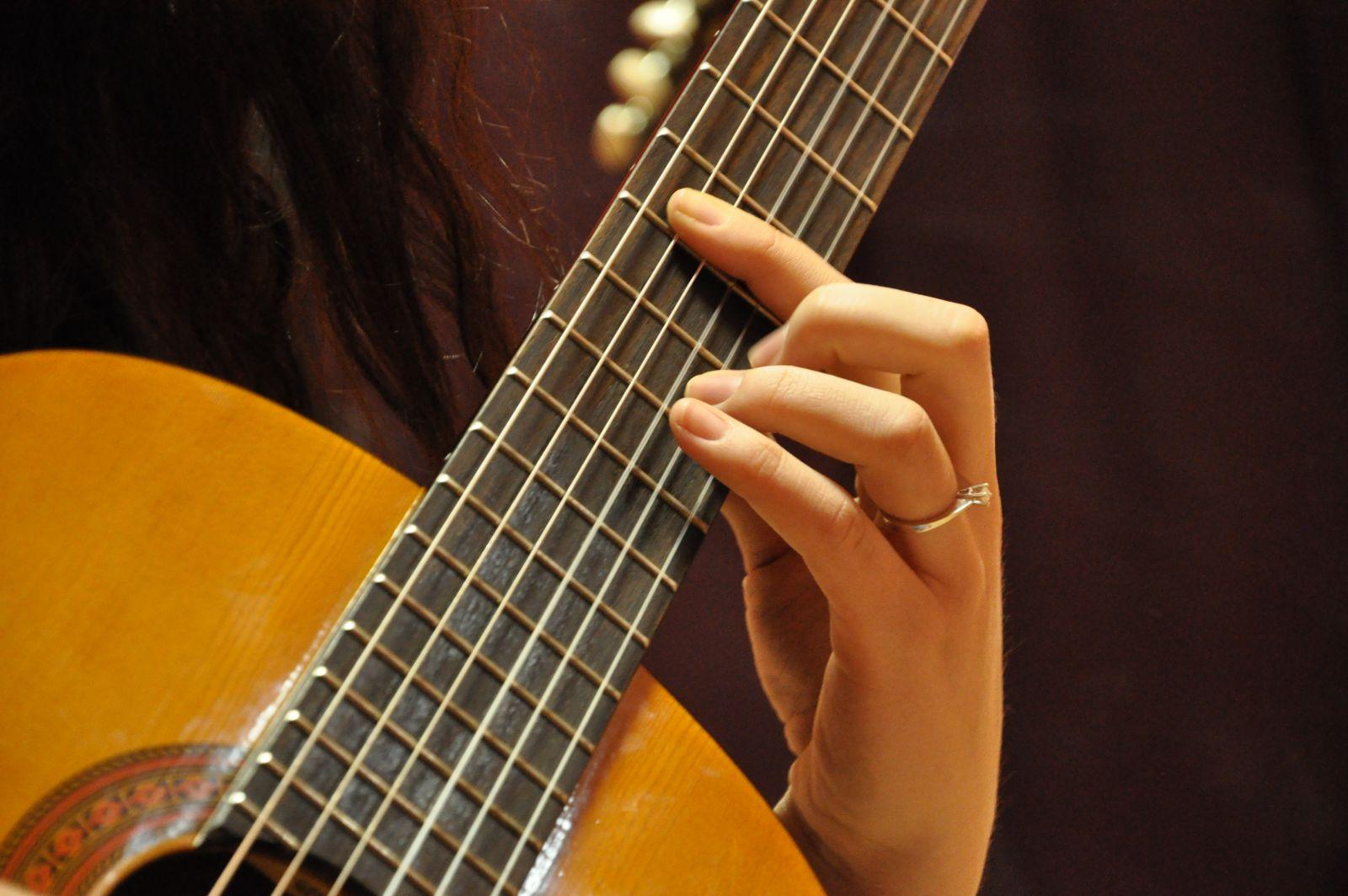 Тонкости игры на гитаре