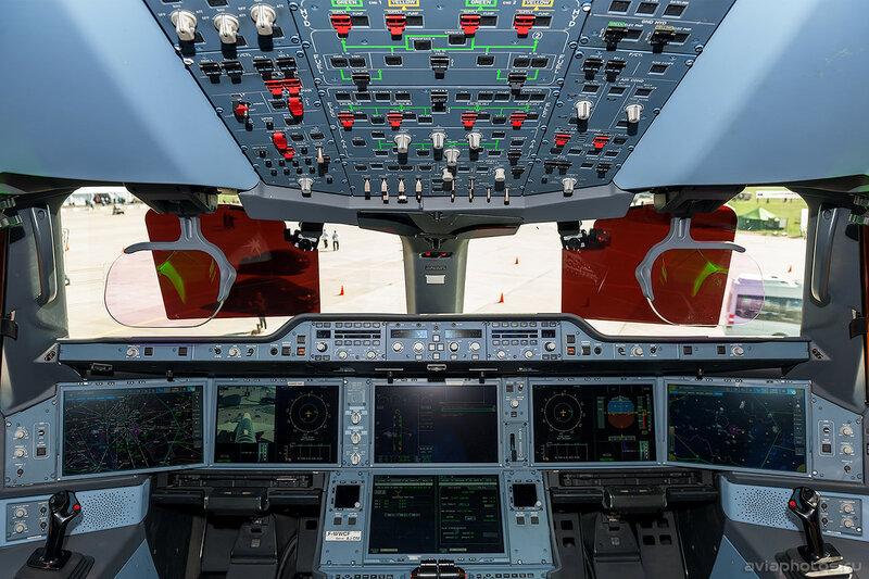 Airbus A350-941 (F-WWCF) Airbus Industrie 041_D702872