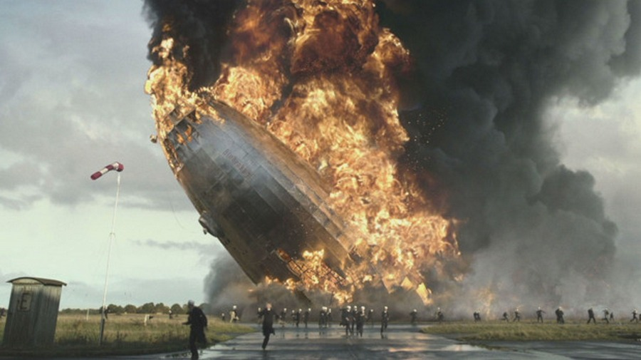 a history of the hindenburg disaster
