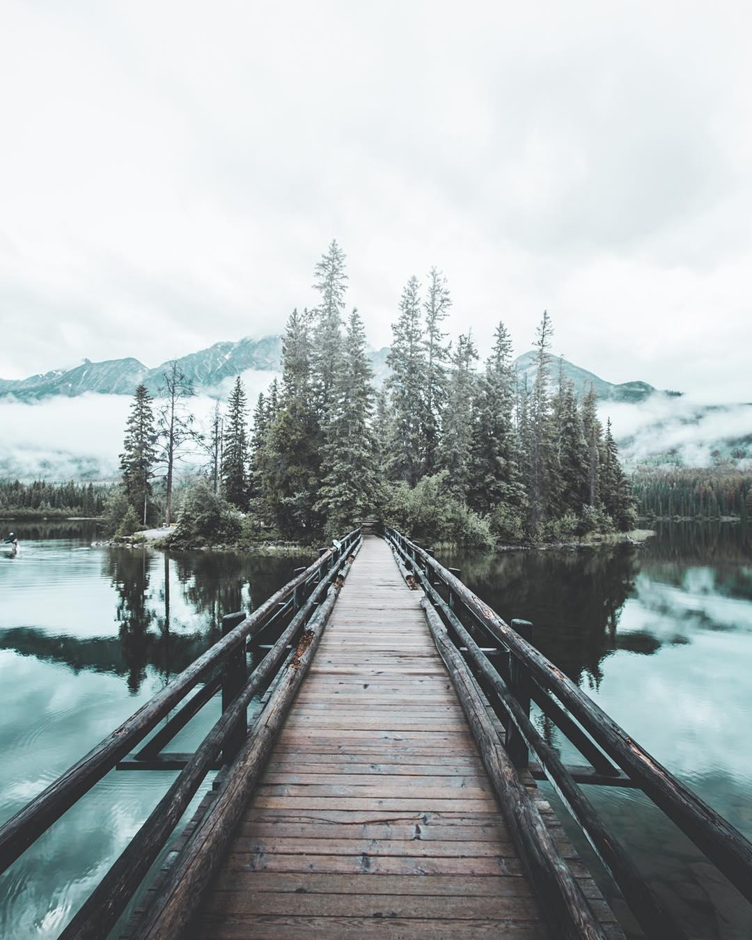 #Instatravel: Красивые пейзажные фотографии Joe Altwies