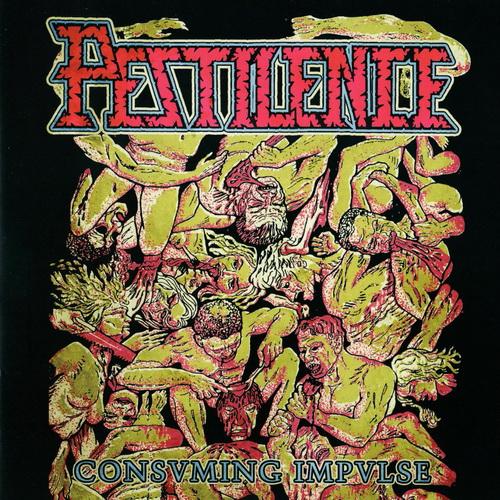 Pestilence - 1989 - Consuming Impulse [Hammerheart Rec., HHR 2017-14, 2CD, Holland]