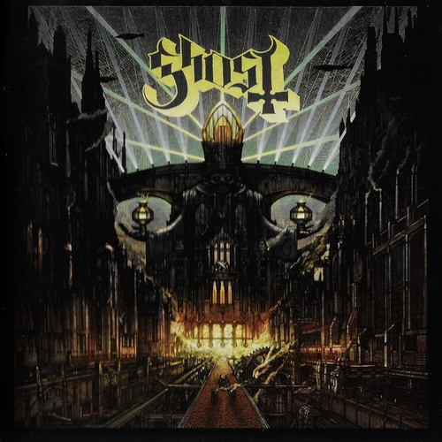 Ghost - Discography (2011-2019)