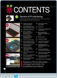 Raspberry Pi Annual Volume 4