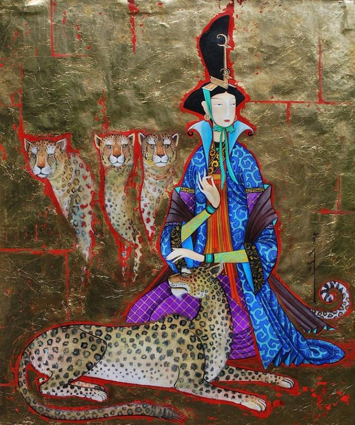 Картины Zayasaikhan Sambuu