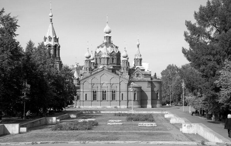 Церковь Александра Невского в Челябинске