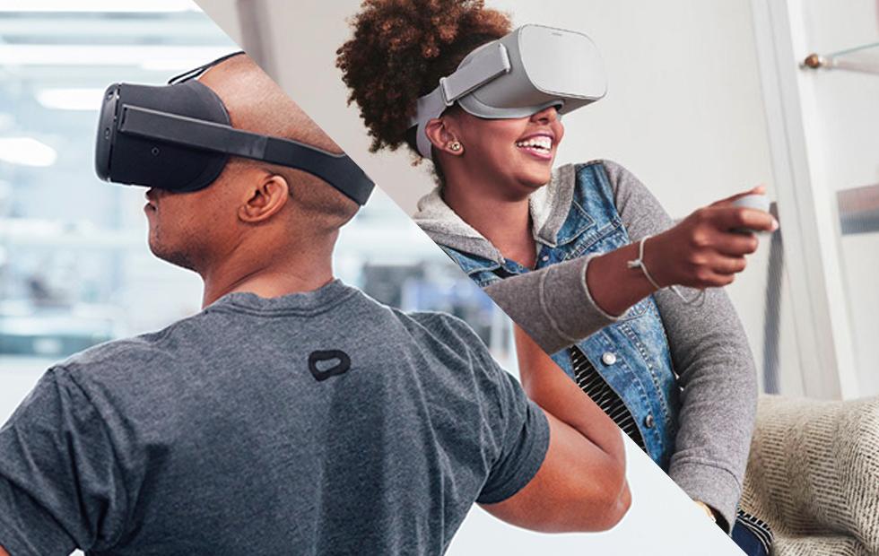 Oculus представила первый автономный шлем виртуальной реальности за $200