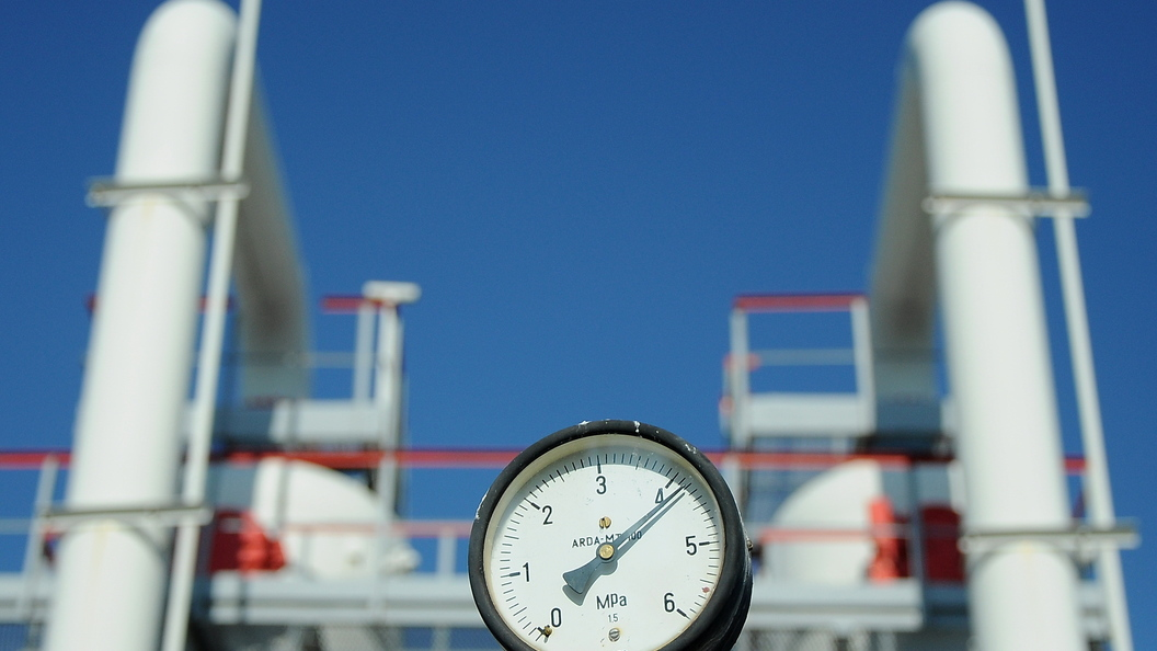 «Газпром экспорт» полностью удовлетворяет заявки клиентов погазу через пункт Баумгартен