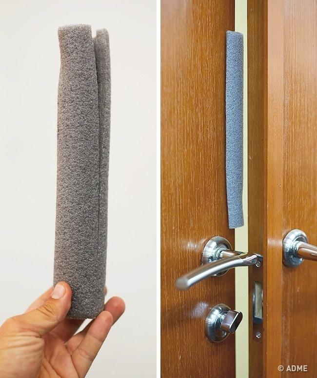 Малыши часто захлопывают двери, апотом немогут ихоткрыть без вашей помощи. Чтобы этого избежать,