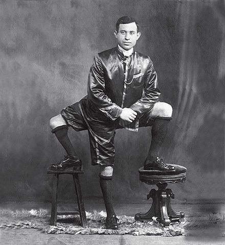 Франческо (Фрэнк) Лентини (18 мая 1889, Розолини, Сицилия, Италия — 22 сентября 1966, Джэксонвилл, Ф