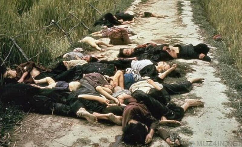 Ма?ссовое уби?йство в Сонгми? (вьетн. Th?m sat Son M?) — военное преступление, совершённое солдатами