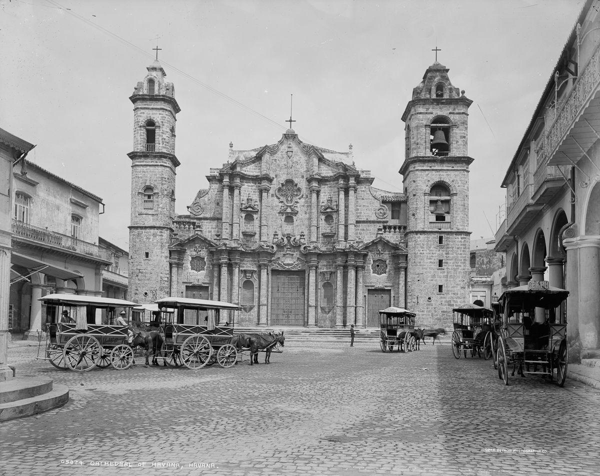 Как Гавана выглядела 100 лет назад (24 фото)