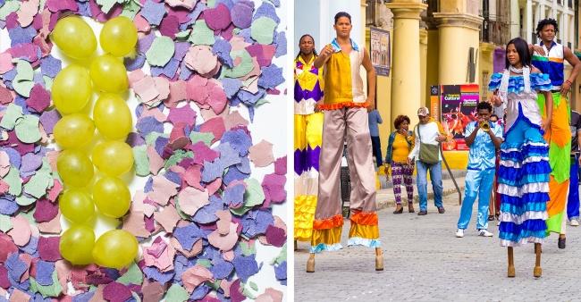 © kiko_jimenez/depositphotos     В12часов, вканун Нового года, жители Кубы заранее