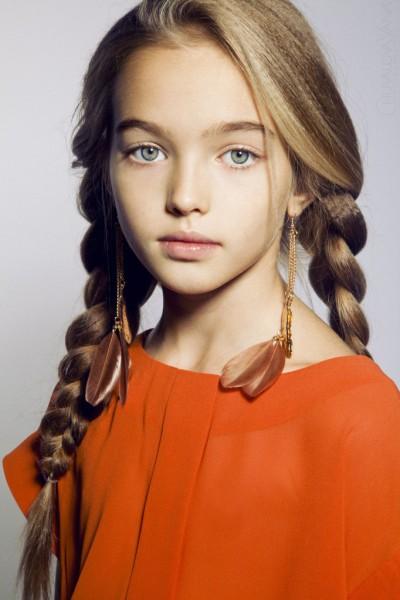 Настя также снялась недавно в фильме — она сыграла дочь героя Сергея Безрукова в фильме Анны М