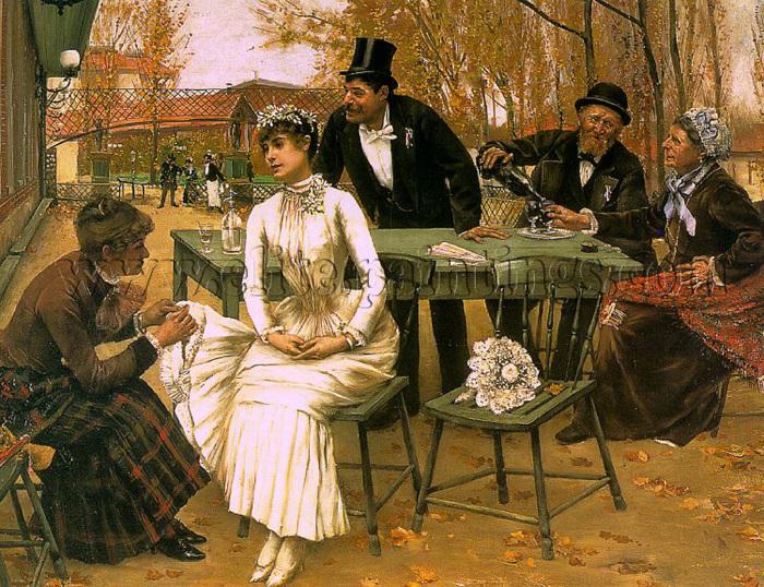 Однако, пожив совсем немного взрослой замужней жизнью, все становилось «на круги своя» и вчерашние «