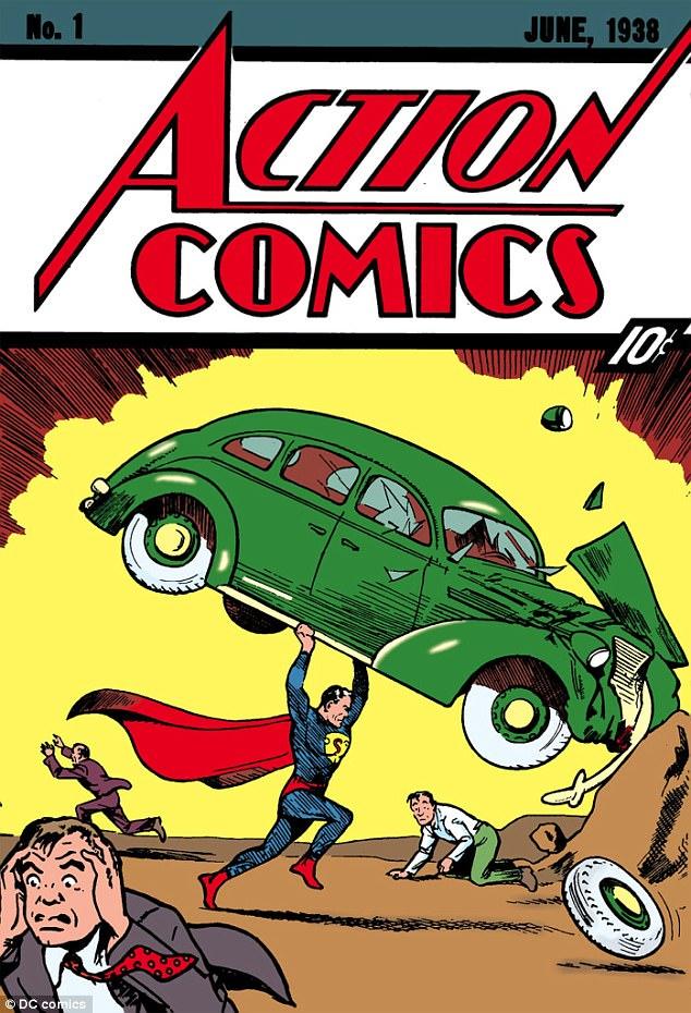 Коллекция комиксов   Стоимость коллекции комиксов актера оценивалась в 1,5 милл
