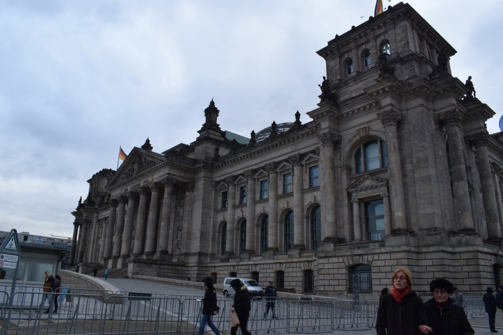 Переезд по Blue Card в Берлин, дневник онлайн
