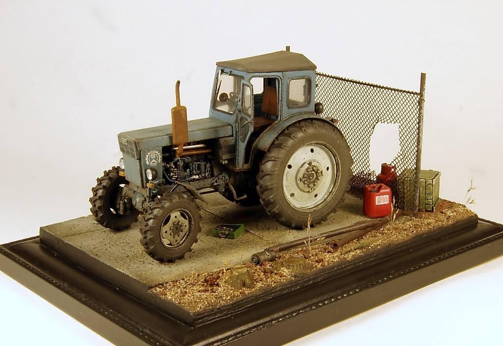 Грузовики и спецтехника в миниатюре