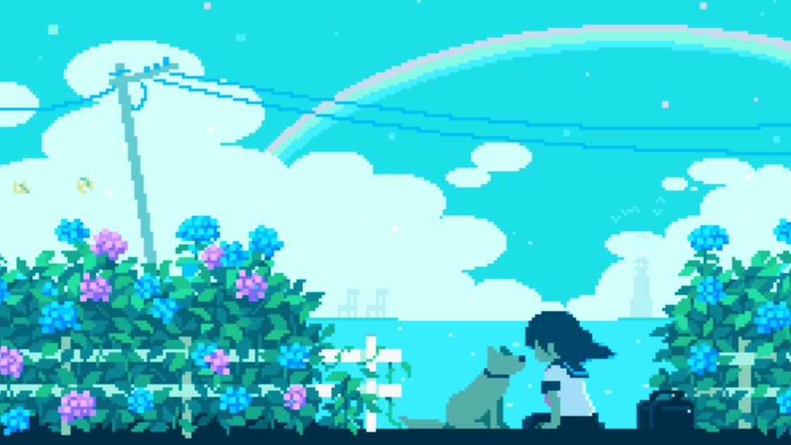 8-bit Tokyo – The sweet life of Tokyo illustrated in cute animated GIFs (21 pics)