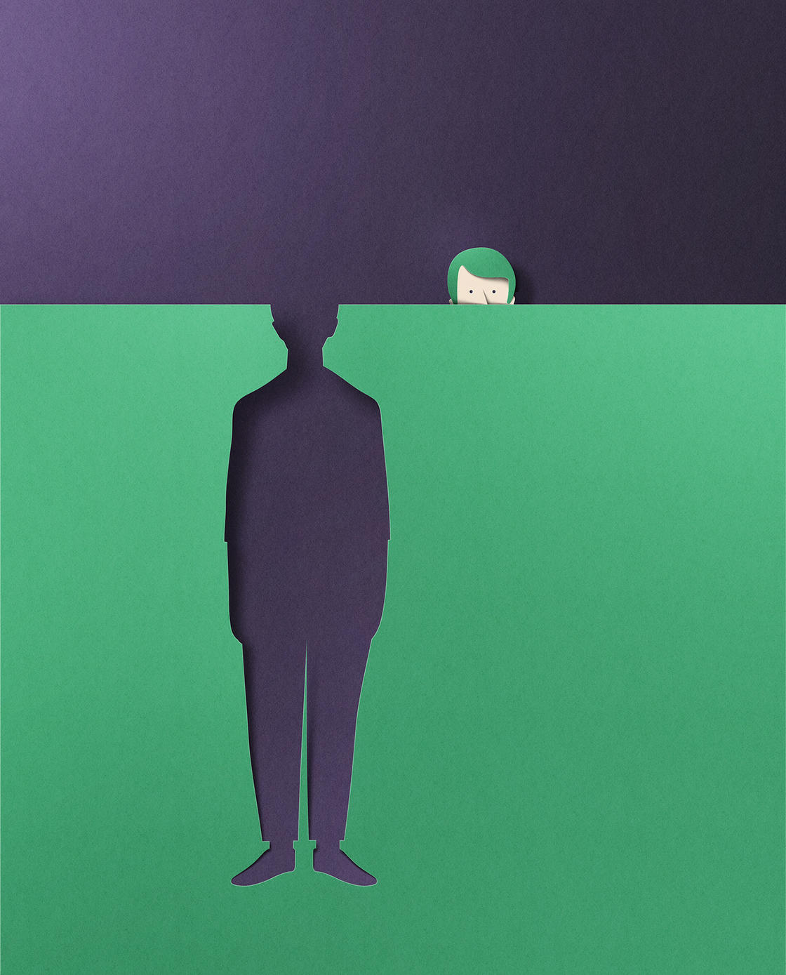 Paper Illustrations – The powerful and poetic creations of Eiko Ojala