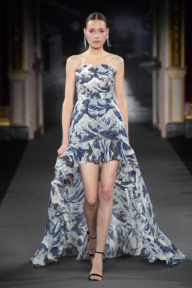 YUMI KATSURA Spring Summer 2018 Couture Collection