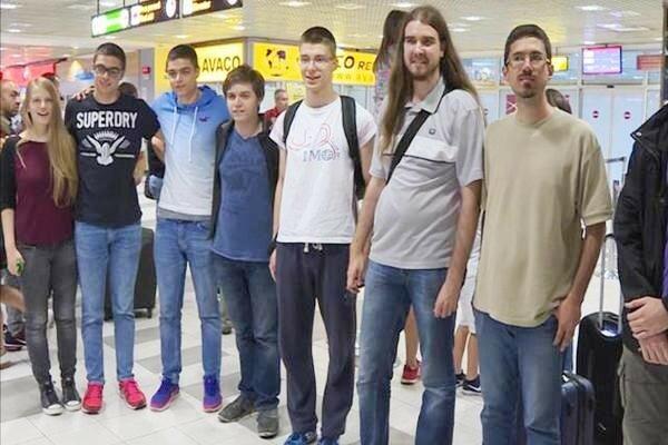 Сербия, математика, олимпиада, Белград