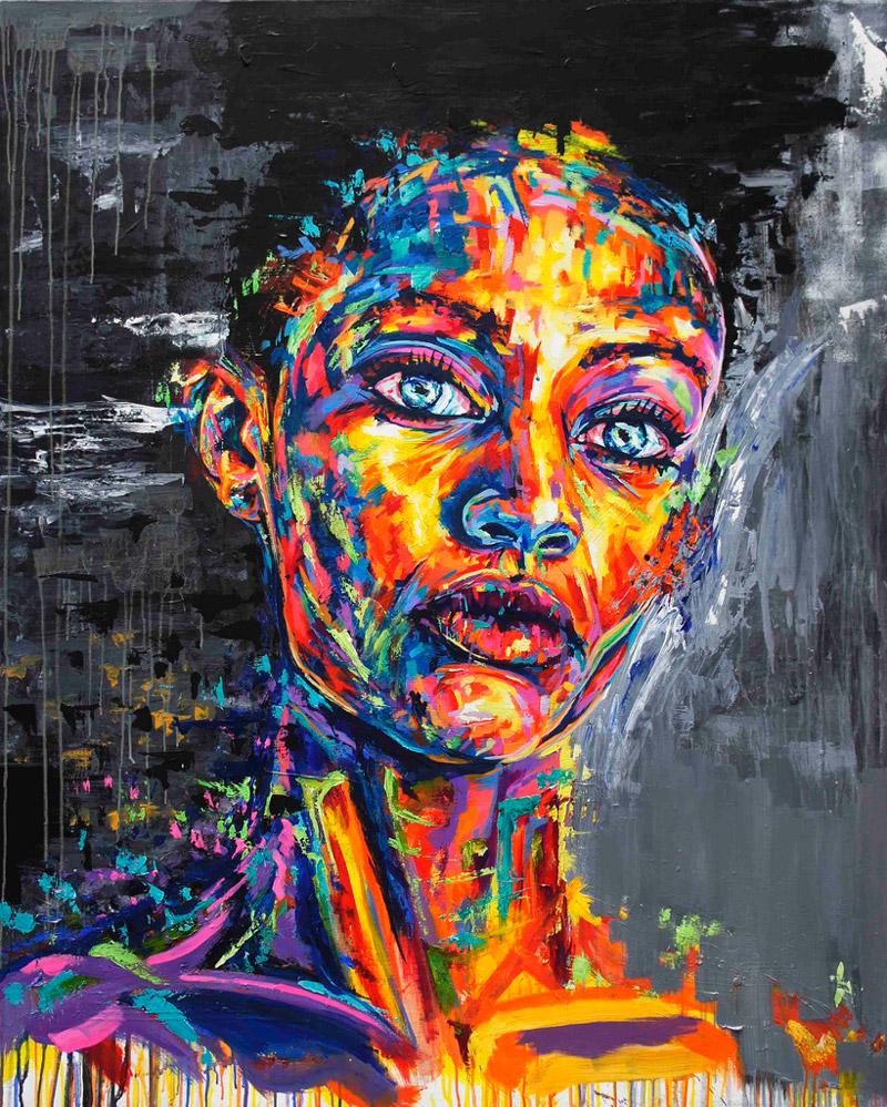 Artist - Rowan Newton