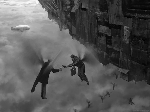 A Separate Reality – Digital Artworks – Alex Andreyev (14 pics)