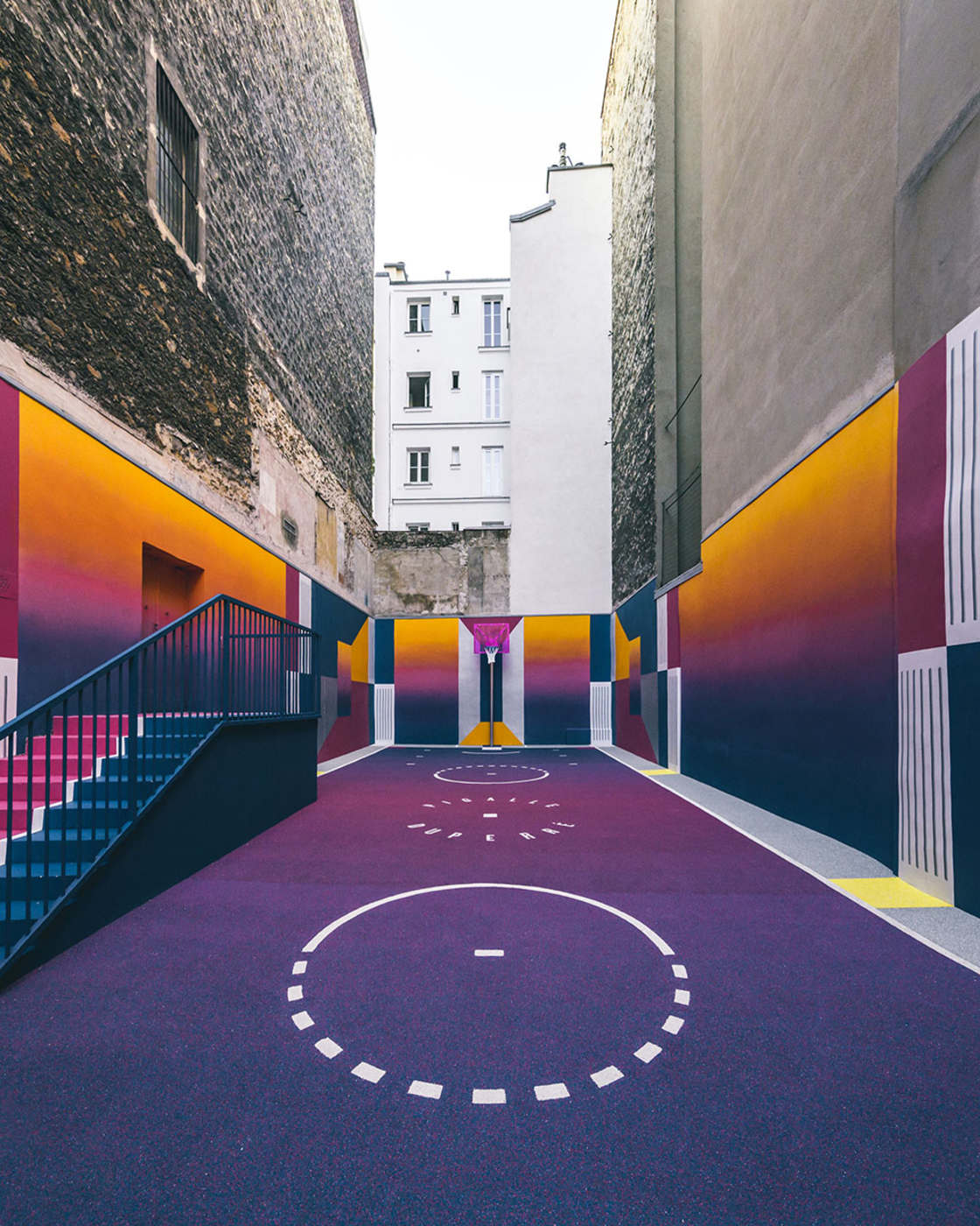 The Playground Duperre Pigalle just got a new design!