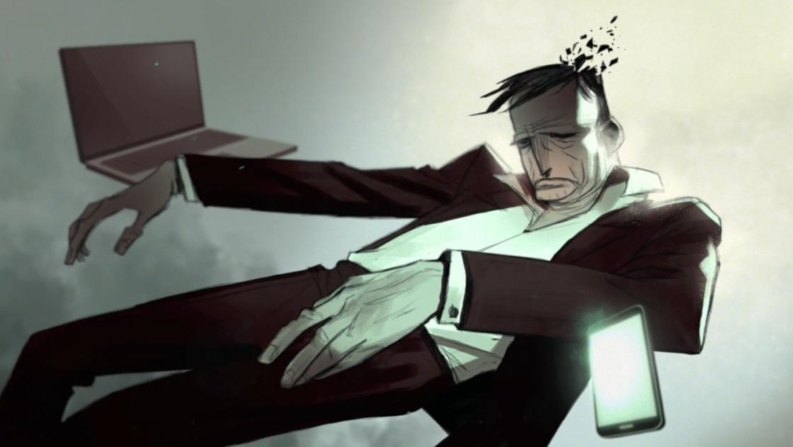 IN-SHADOW – Ce court metrage impressionnant est une critique violente contre le capitalisme