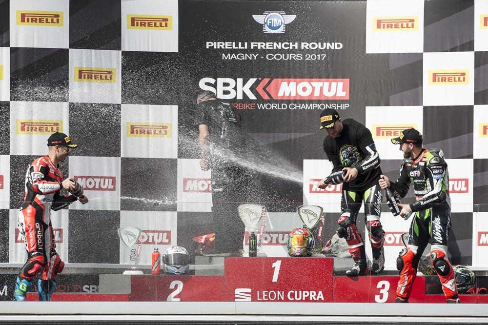 Джонатан Рей - чемпион WSBK 2017 (фото)
