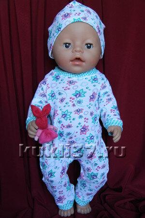 комбинезон Baby Born