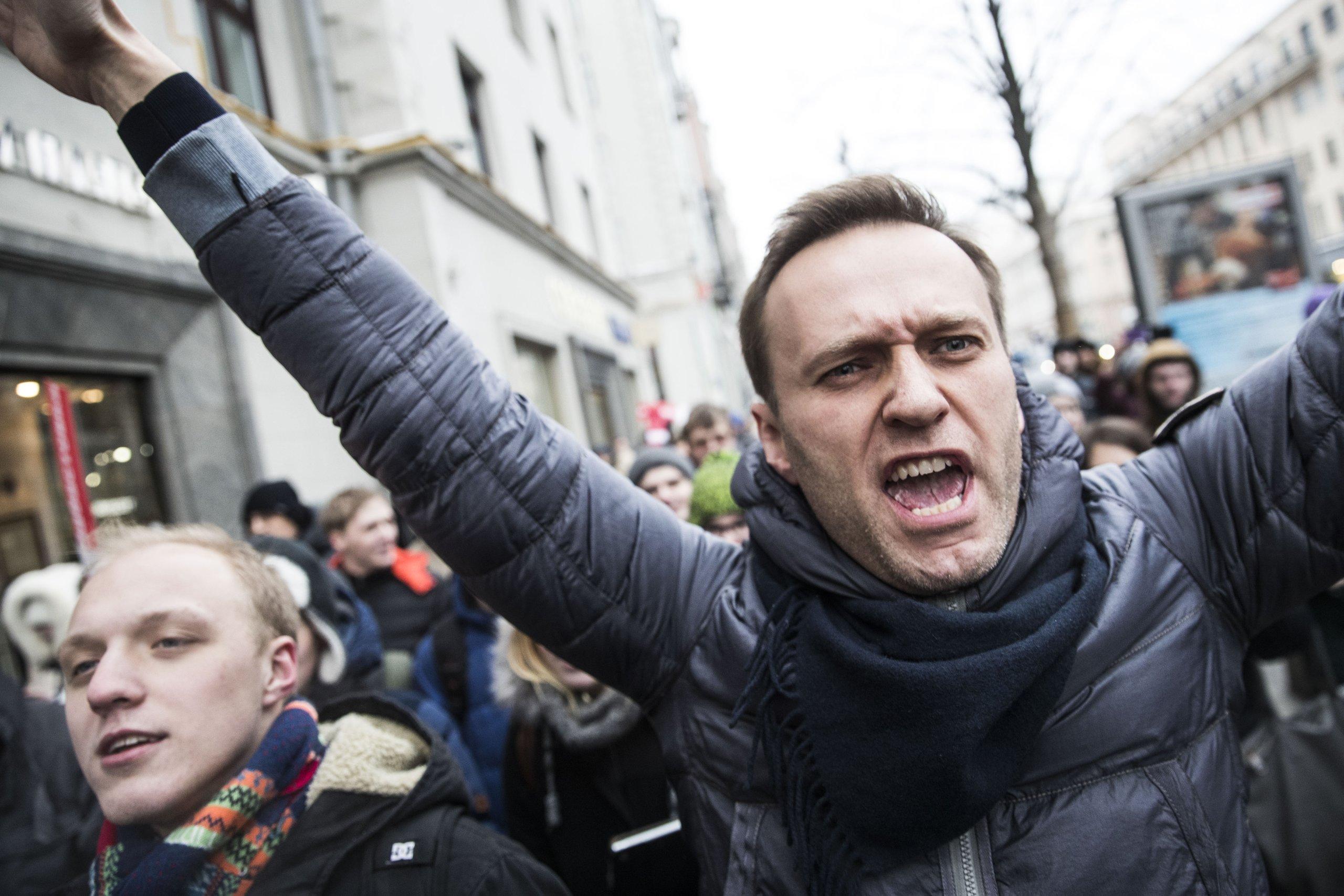 Забастовка Навального 28.01.2018 - 41