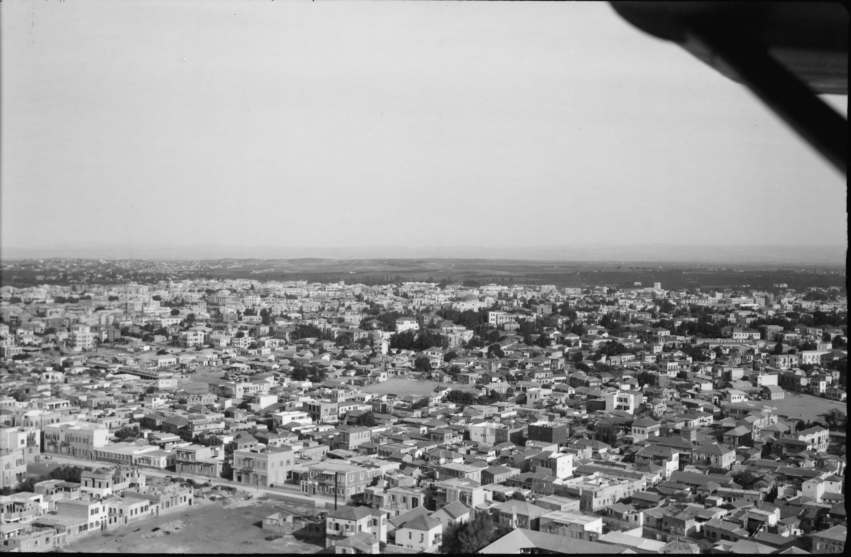 1932. Тель-Авив. Общий вид