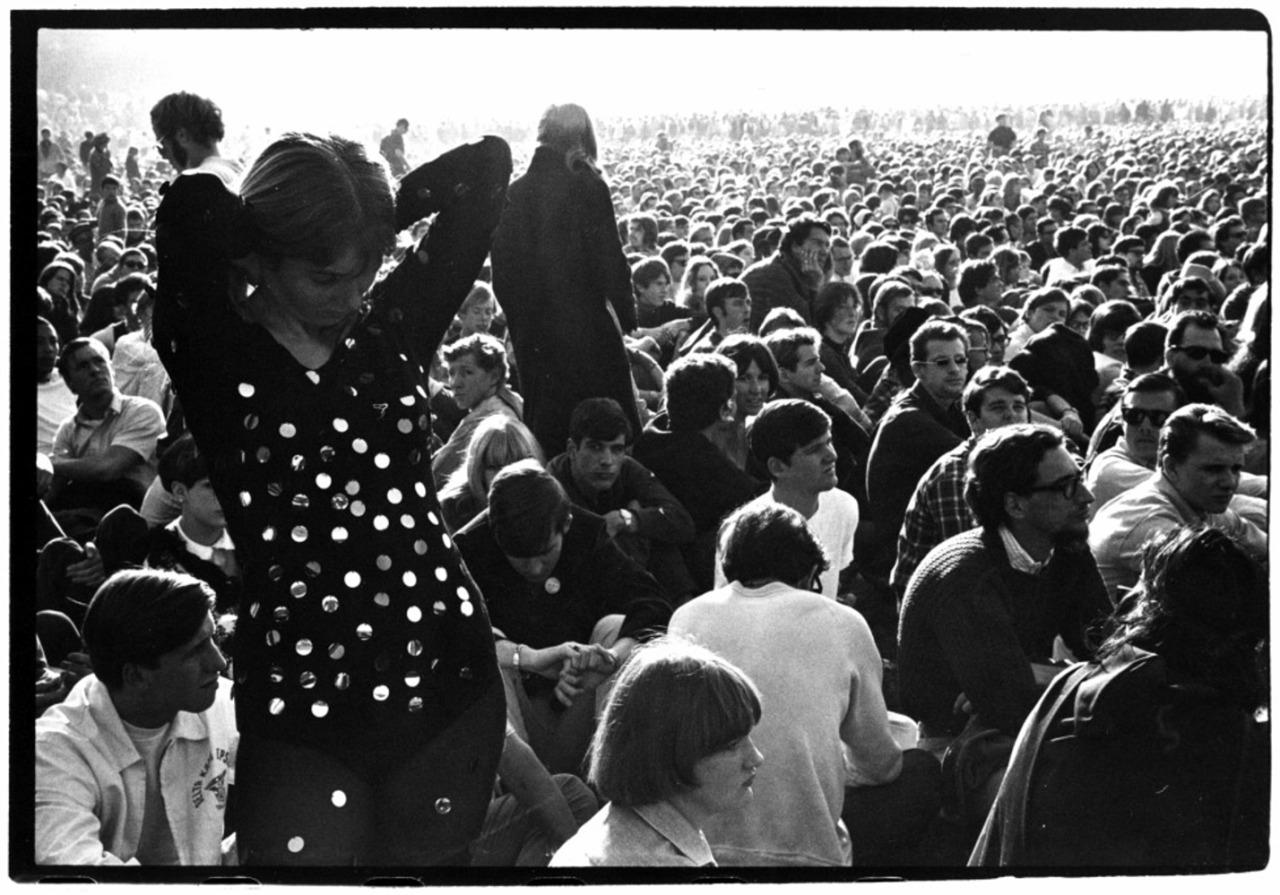 1967. Концерт в Сан-Франциско