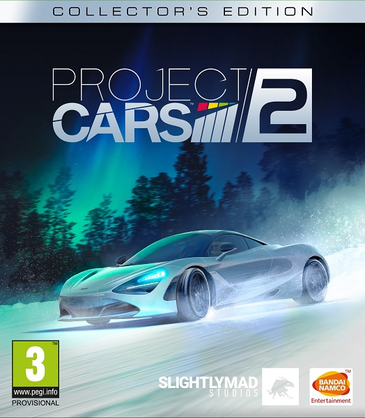 Project CARS 2: Deluxe Edition (2017/RUS/ENG/MULTi12/RePack by xatab)