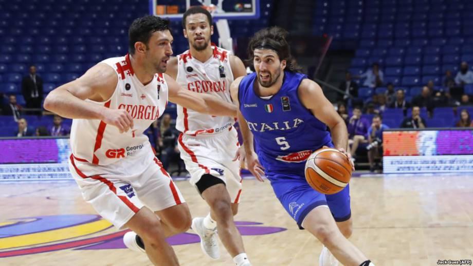 Сборная Украины завершила борьбу на чемпионате Европы по баскетболу