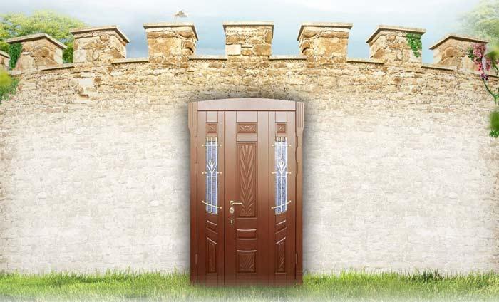 входные металлические двери изготовление