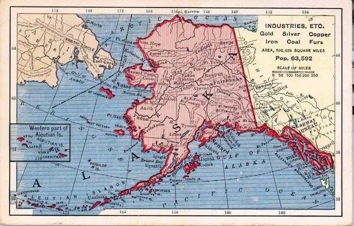 18 октября - День расставания с Аляской и не только...