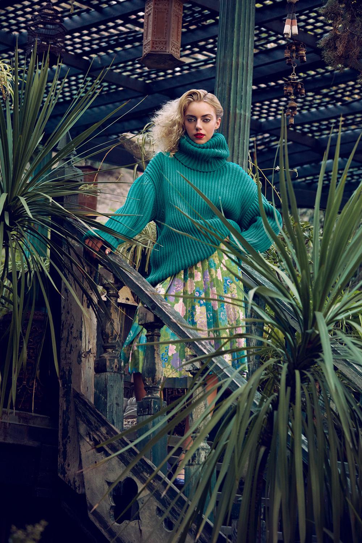 Pyper America Smith для Vogue Taiwan / фото Julia Galdo