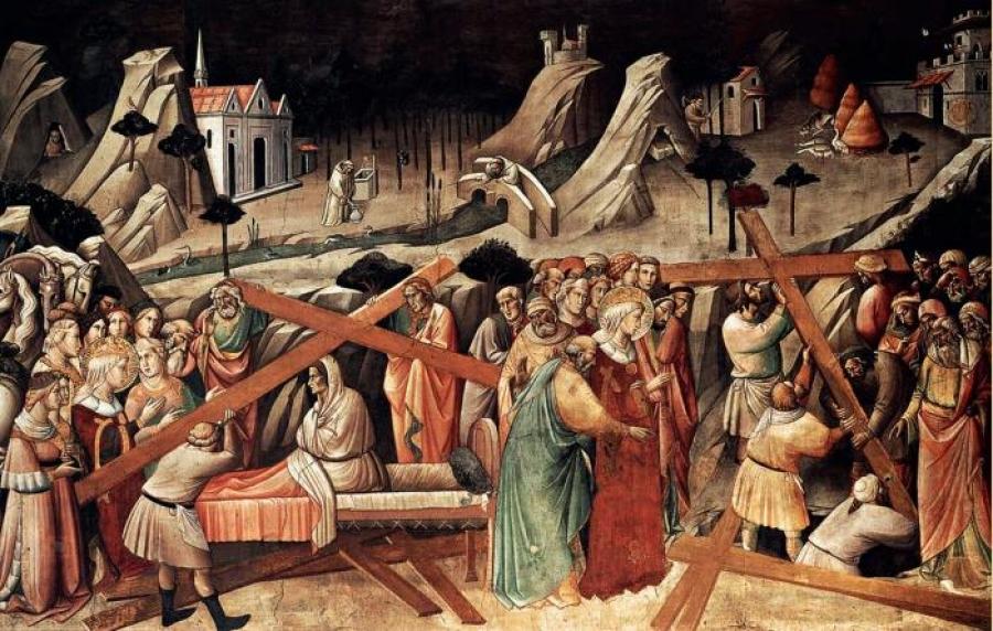Воздвижение Креста Господня! 27 сентября. Церковный праздник