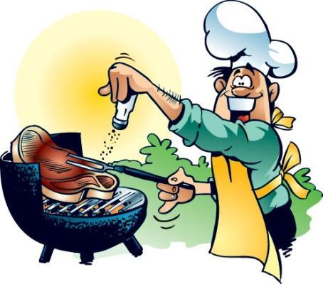С Международным днем повара. 20 октября. Ах, какое мясо будет! открытки фото рисунки картинки поздравления