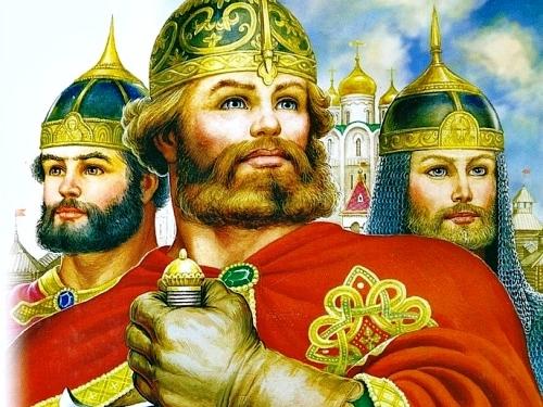 Всемирный день русского единения!
