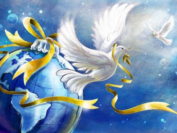 21 сентября — Международный день мира открытки фото рисунки картинки поздравления