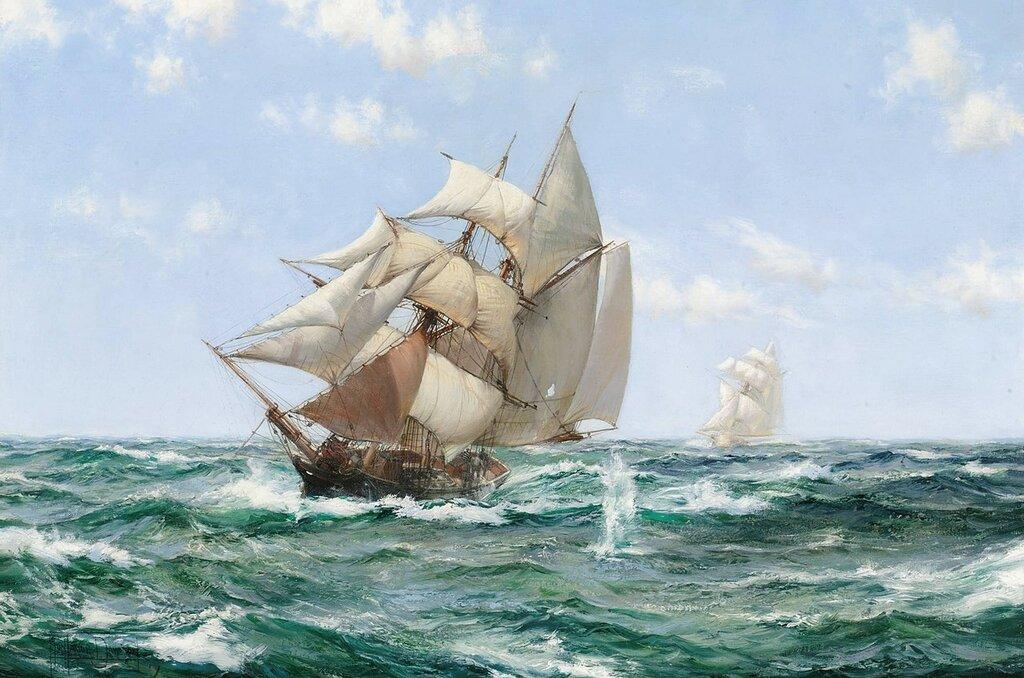Контрабандный товар. 51 х 76 см. частная коллекция.jpg