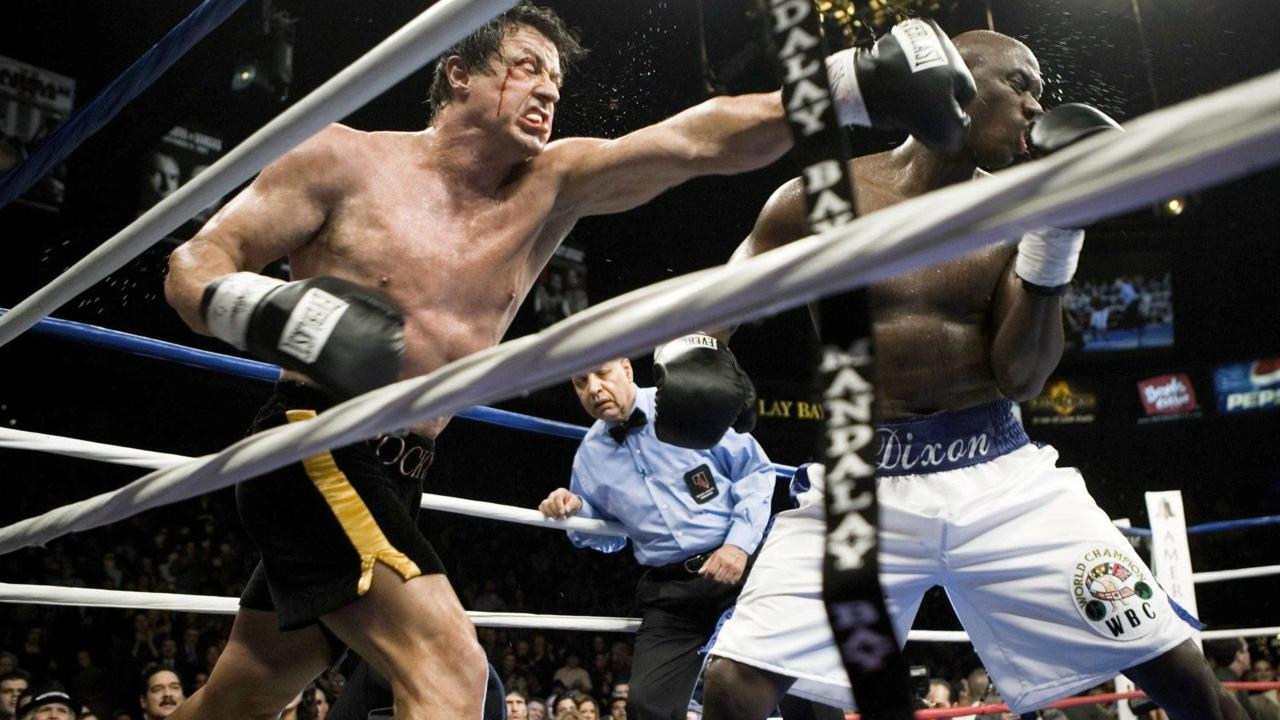 Maroosya бокс