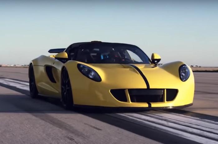 Фактически, это сильно модифицированный Lotus, а не отдельная машина. Американская тюнинг-компания п