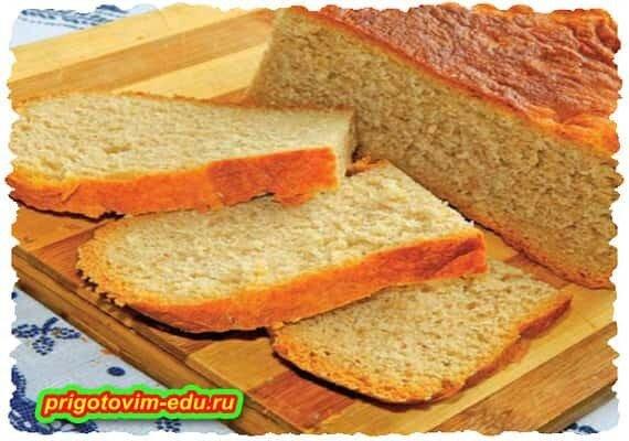 Рецепт хлеба с манной крупой