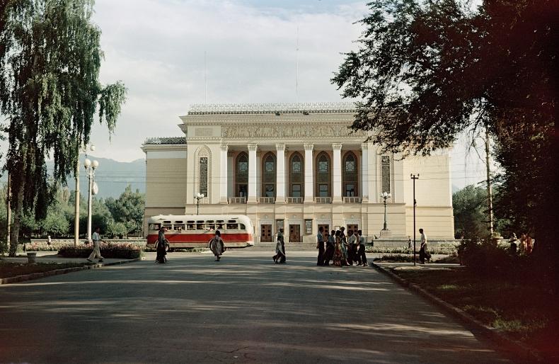 Казахстан на снимках Семена Фридлянда